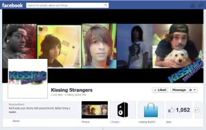 Kissing Strangers FB