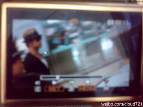 [30/05/2011] Rain llega al aeropuerto de Guangzhou Bayun 306744988