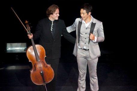 [20/05/2011] Festival de Música de Dresde primeras imagenes R12