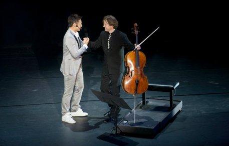 [20/05/2011] Festival de Música de Dresde primeras imagenes R22