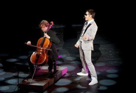 [20/05/2011] Festival de Música de Dresde primeras imagenes R61