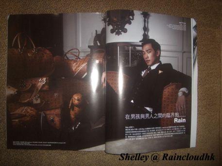 [02/06/2011] POrtada de la revista Men's One Hong Kong Junio 2011 141