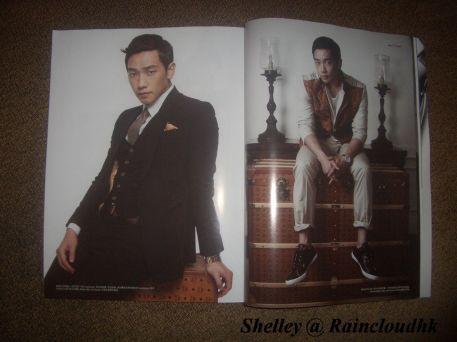 [02/06/2011] POrtada de la revista Men's One Hong Kong Junio 2011 151