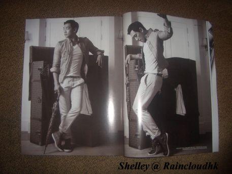 [02/06/2011] POrtada de la revista Men's One Hong Kong Junio 2011 16