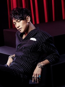 Korean pop star Rain. [CUBE DC]