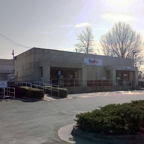 FedEx World Shipping Center