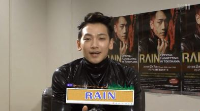 Hanlove kpop legend Rain interview Japan_CUSA