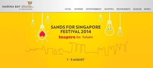 SandsForSingapore
