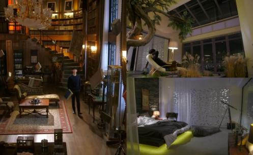 Do Min Joon's House