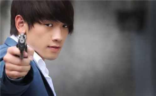 South Korean heartthrob 'Rain' Co-stars in 'The Prince'