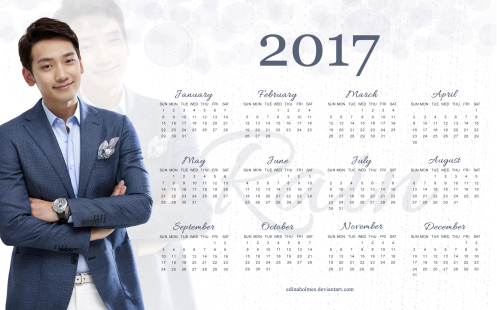 yearly_calendar_wallpaper_2017___rain_by_edinaholmes-datpfqz